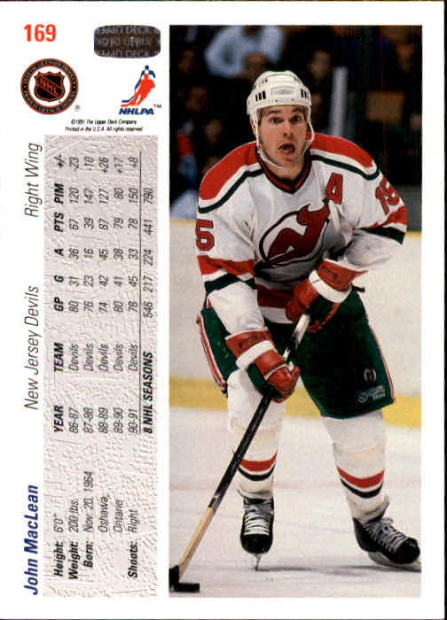1991-92-Upper-Deck-Hockey-s-1-250-Rookies-You-Pick-Buy-10-cards-FREE-SHIP thumbnail 338