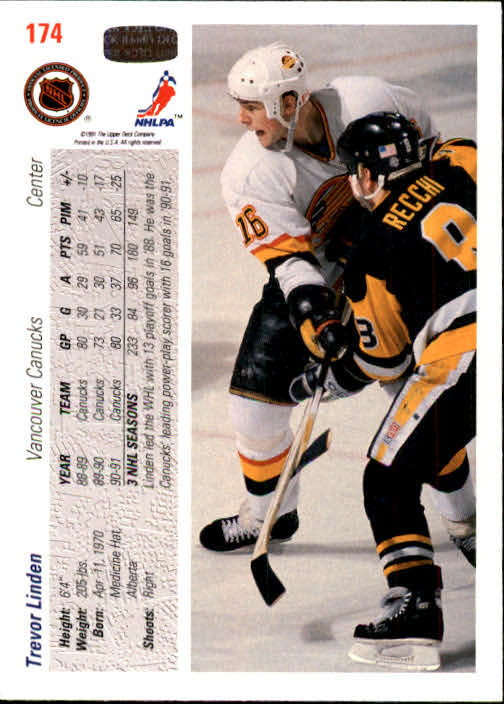 1991-92-Upper-Deck-Hockey-s-1-250-Rookies-You-Pick-Buy-10-cards-FREE-SHIP thumbnail 348