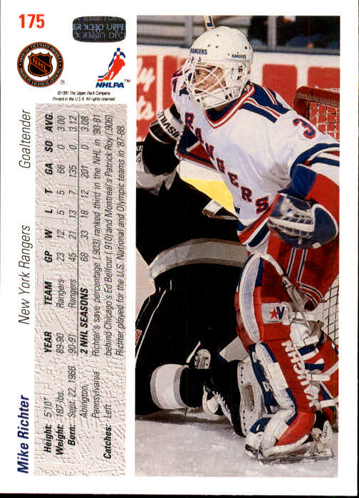 1991-92-Upper-Deck-Hockey-s-1-250-Rookies-You-Pick-Buy-10-cards-FREE-SHIP thumbnail 350
