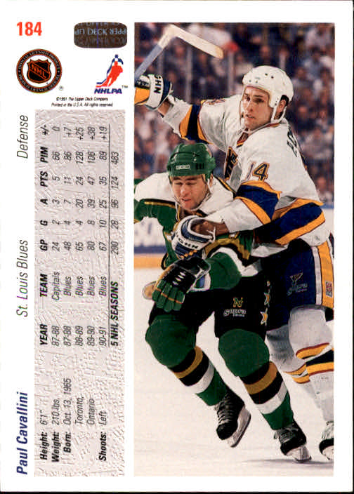 1991-92-Upper-Deck-Hockey-s-1-250-Rookies-You-Pick-Buy-10-cards-FREE-SHIP thumbnail 368