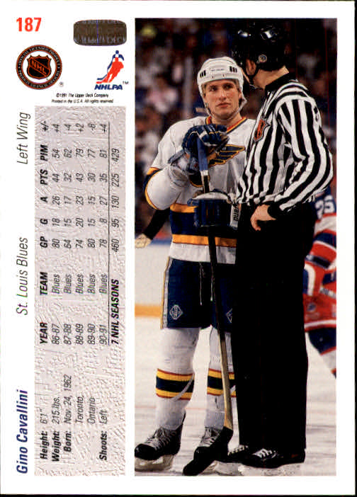 1991-92-Upper-Deck-Hockey-s-1-250-Rookies-You-Pick-Buy-10-cards-FREE-SHIP thumbnail 374
