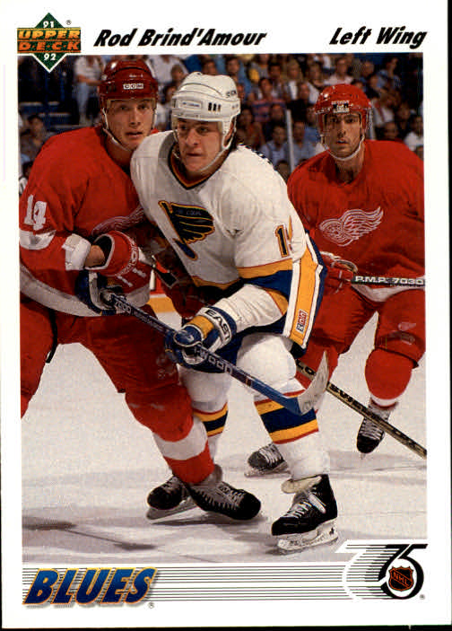 1991-92-Upper-Deck-Hockey-s-1-250-Rookies-You-Pick-Buy-10-cards-FREE-SHIP thumbnail 377