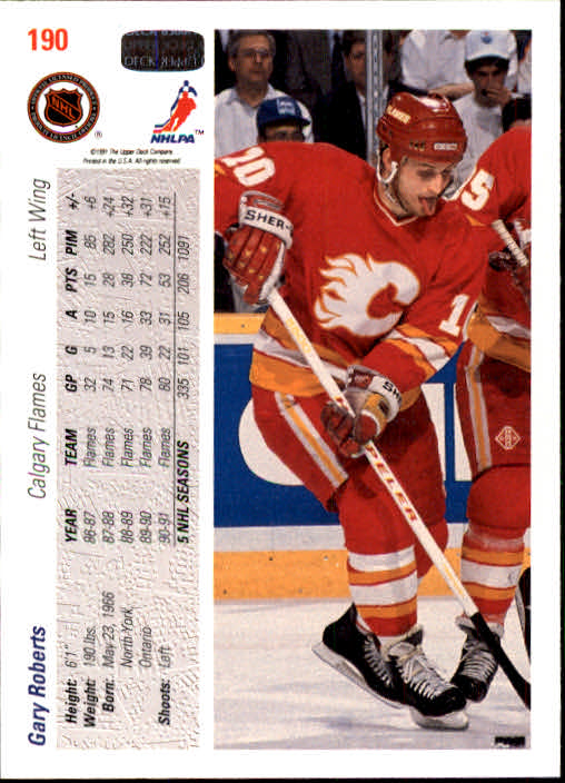 1991-92-Upper-Deck-Hockey-s-1-250-Rookies-You-Pick-Buy-10-cards-FREE-SHIP thumbnail 380