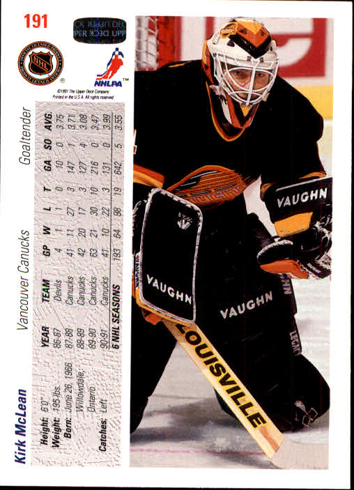 1991-92-Upper-Deck-Hockey-s-1-250-Rookies-You-Pick-Buy-10-cards-FREE-SHIP thumbnail 382
