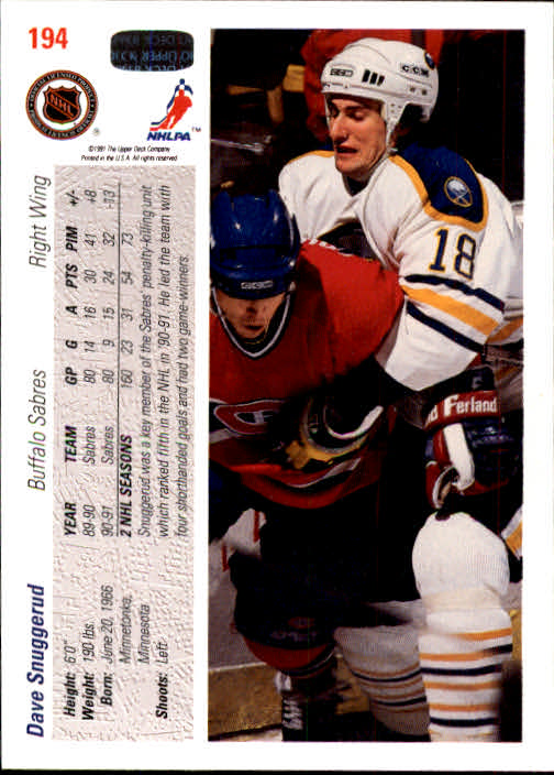 1991-92-Upper-Deck-Hockey-s-1-250-Rookies-You-Pick-Buy-10-cards-FREE-SHIP thumbnail 388