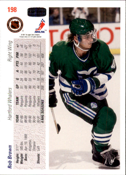 1991-92-Upper-Deck-Hockey-s-1-250-Rookies-You-Pick-Buy-10-cards-FREE-SHIP thumbnail 396