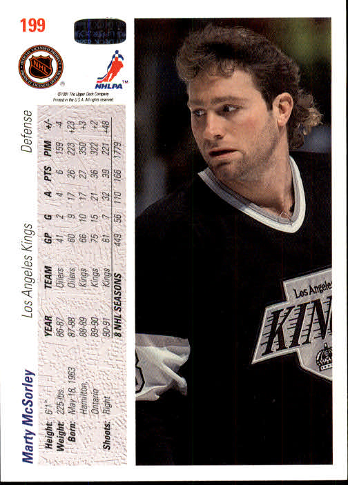 1991-92-Upper-Deck-Hockey-s-1-250-Rookies-You-Pick-Buy-10-cards-FREE-SHIP thumbnail 398