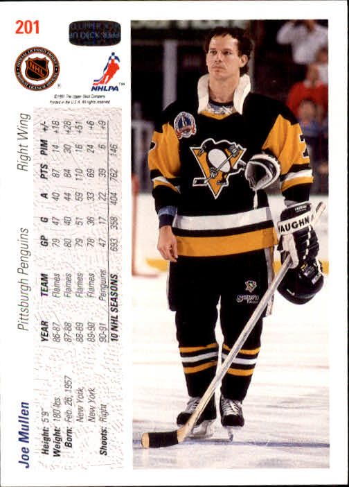 1991-92-Upper-Deck-Hockey-s-1-250-Rookies-You-Pick-Buy-10-cards-FREE-SHIP thumbnail 402