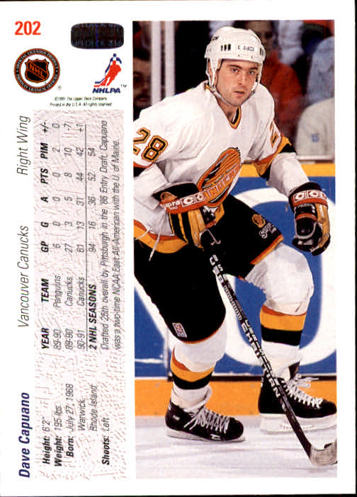 1991-92-Upper-Deck-Hockey-s-1-250-Rookies-You-Pick-Buy-10-cards-FREE-SHIP thumbnail 404