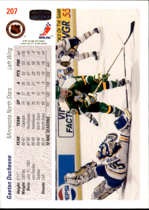 1991-92-Upper-Deck-Hockey-s-1-250-Rookies-You-Pick-Buy-10-cards-FREE-SHIP thumbnail 414