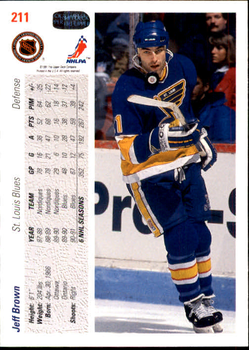 1991-92-Upper-Deck-Hockey-s-1-250-Rookies-You-Pick-Buy-10-cards-FREE-SHIP thumbnail 422
