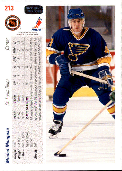 1991-92-Upper-Deck-Hockey-s-1-250-Rookies-You-Pick-Buy-10-cards-FREE-SHIP thumbnail 426