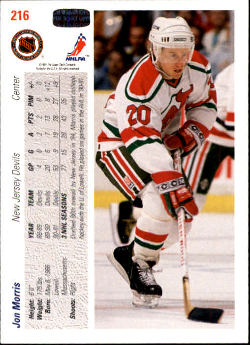 1991-92-Upper-Deck-Hockey-s-1-250-Rookies-You-Pick-Buy-10-cards-FREE-SHIP thumbnail 432