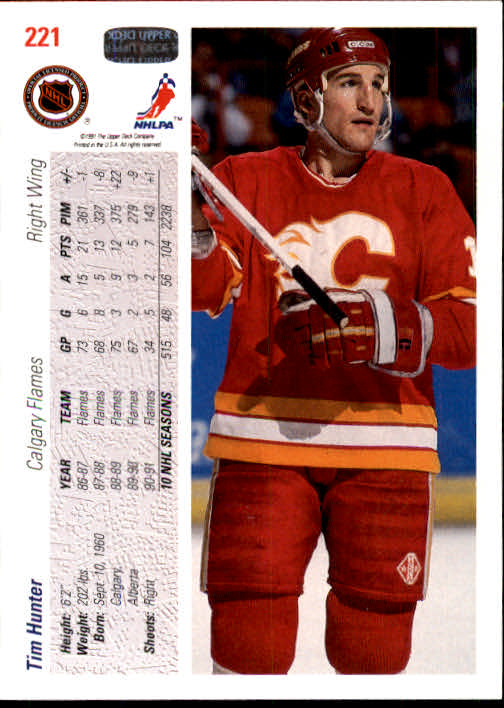1991-92-Upper-Deck-Hockey-s-1-250-Rookies-You-Pick-Buy-10-cards-FREE-SHIP thumbnail 442