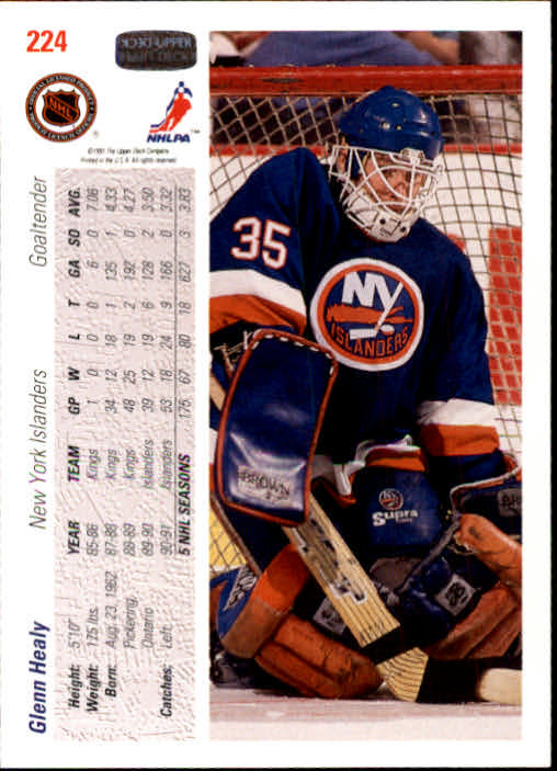 1991-92-Upper-Deck-Hockey-s-1-250-Rookies-You-Pick-Buy-10-cards-FREE-SHIP thumbnail 448