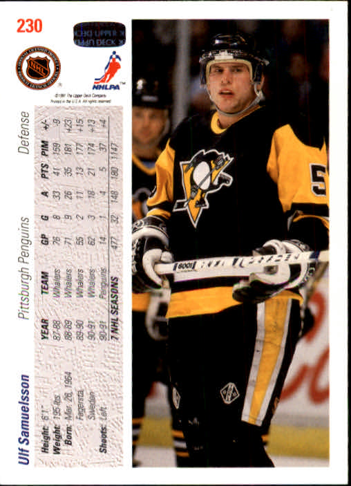 1991-92-Upper-Deck-Hockey-s-1-250-Rookies-You-Pick-Buy-10-cards-FREE-SHIP thumbnail 460