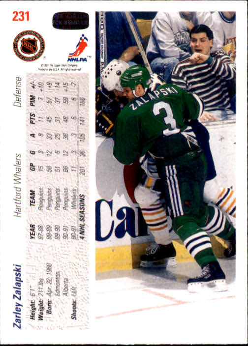 1991-92-Upper-Deck-Hockey-s-1-250-Rookies-You-Pick-Buy-10-cards-FREE-SHIP thumbnail 462