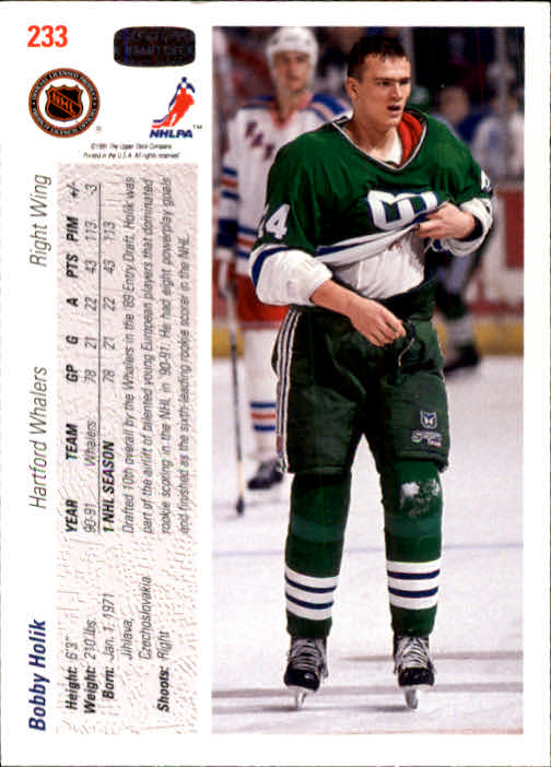 1991-92-Upper-Deck-Hockey-s-1-250-Rookies-You-Pick-Buy-10-cards-FREE-SHIP thumbnail 466