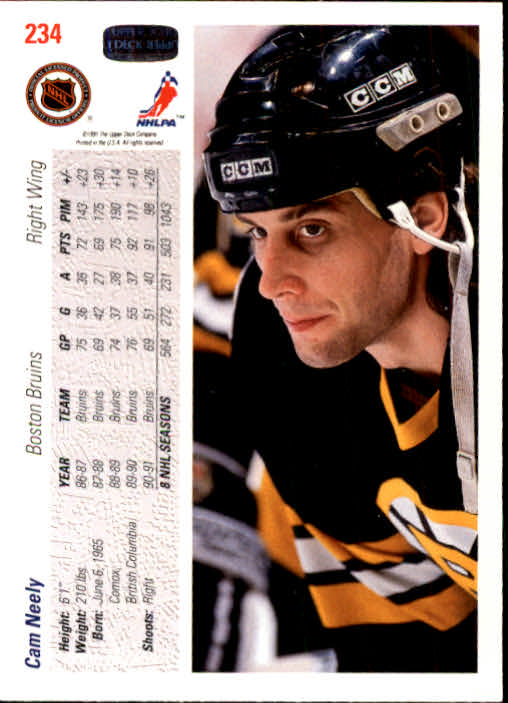 1991-92-Upper-Deck-Hockey-s-1-250-Rookies-You-Pick-Buy-10-cards-FREE-SHIP thumbnail 468