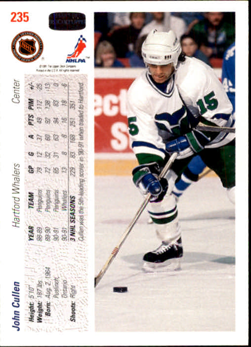 1991-92-Upper-Deck-Hockey-s-1-250-Rookies-You-Pick-Buy-10-cards-FREE-SHIP thumbnail 470