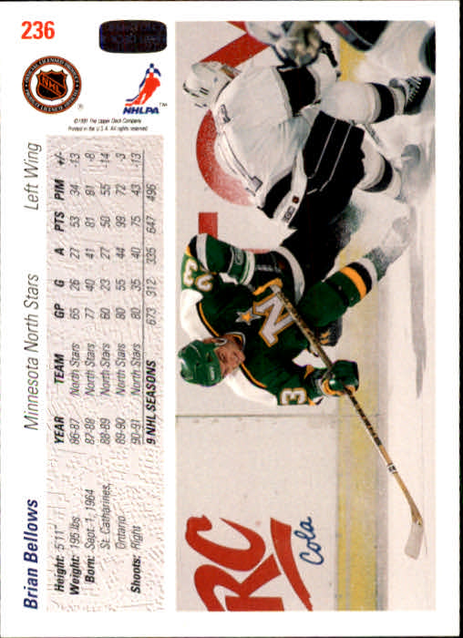 1991-92-Upper-Deck-Hockey-s-1-250-Rookies-You-Pick-Buy-10-cards-FREE-SHIP thumbnail 472