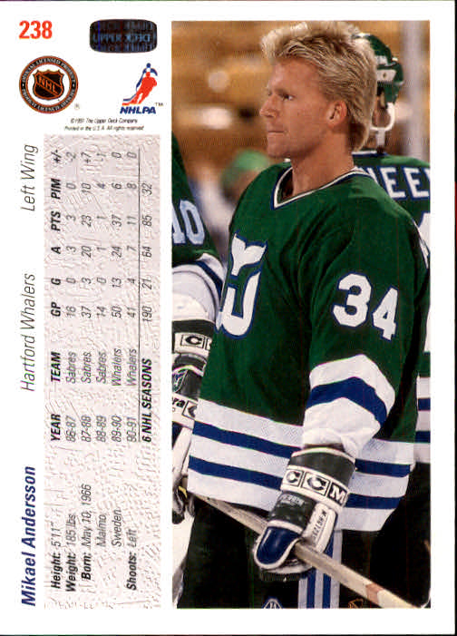 1991-92-Upper-Deck-Hockey-s-1-250-Rookies-You-Pick-Buy-10-cards-FREE-SHIP thumbnail 476