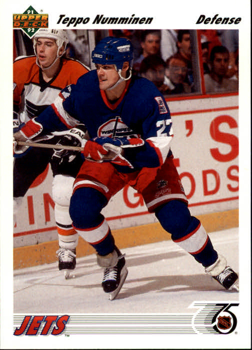 1991-92-Upper-Deck-Hockey-s-1-250-Rookies-You-Pick-Buy-10-cards-FREE-SHIP thumbnail 479