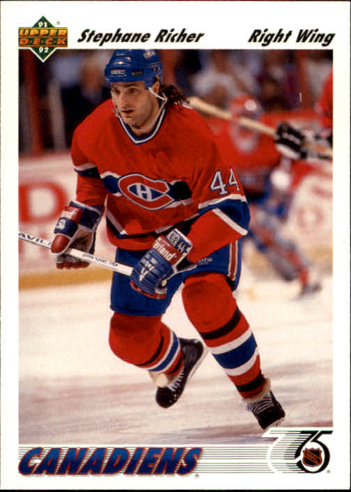 1991-92-Upper-Deck-Hockey-s-1-250-Rookies-You-Pick-Buy-10-cards-FREE-SHIP thumbnail 487
