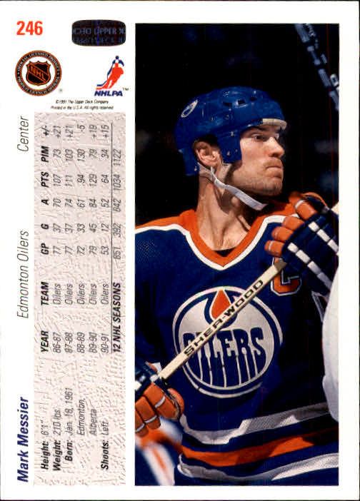 1991-92-Upper-Deck-Hockey-s-1-250-Rookies-You-Pick-Buy-10-cards-FREE-SHIP thumbnail 492