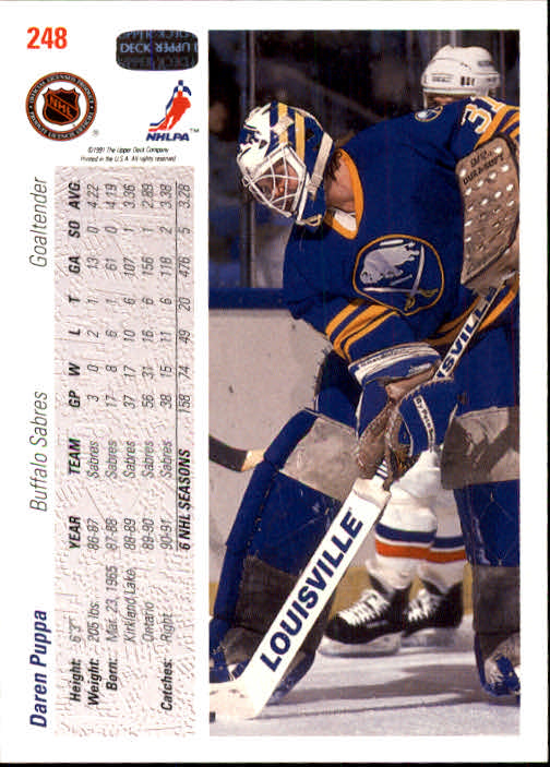 1991-92-Upper-Deck-Hockey-s-1-250-Rookies-You-Pick-Buy-10-cards-FREE-SHIP thumbnail 496