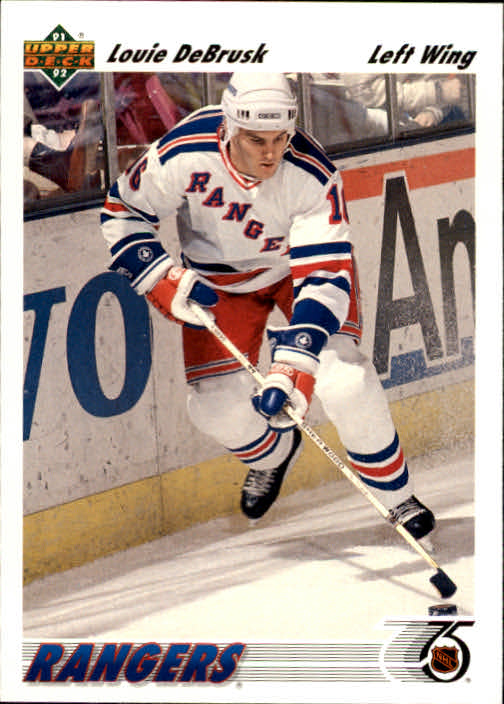 1991-92-Upper-Deck-Hockey-s-1-250-Rookies-You-Pick-Buy-10-cards-FREE-SHIP thumbnail 497