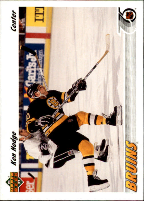 1991-92-Upper-Deck-Hk-039-s-251-500-Rookies-You-Pick-Buy-10-cards-FREE-SHIP thumbnail 2