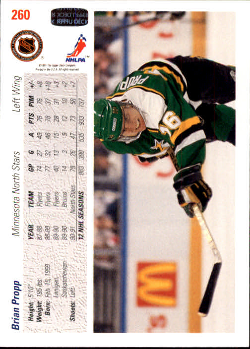 1991-92-Upper-Deck-Hk-039-s-251-500-Rookies-You-Pick-Buy-10-cards-FREE-SHIP thumbnail 21