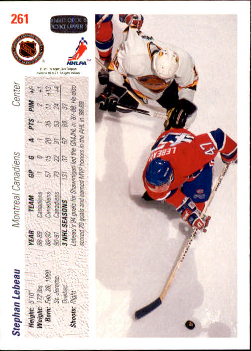 1991-92-Upper-Deck-Hk-039-s-251-500-Rookies-You-Pick-Buy-10-cards-FREE-SHIP thumbnail 23