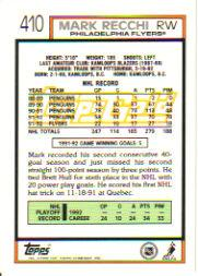 1992-93-Topps-Gold-Inserts-Hockey-s-401-529-A3554-You-Pick-10-FREE-SHIP miniature 17