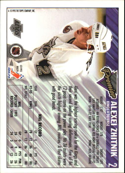 1993-94-Topps-Premier-Hk-s-1-250-Rookies-You-Pick-Buy-10-cards-FREE-SHIP thumbnail 5