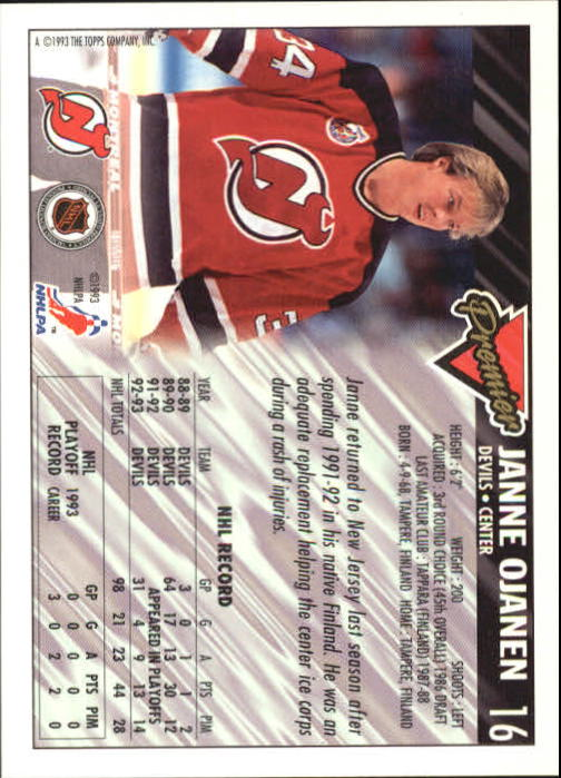 1993-94-Topps-Premier-Hk-s-1-250-Rookies-You-Pick-Buy-10-cards-FREE-SHIP thumbnail 33