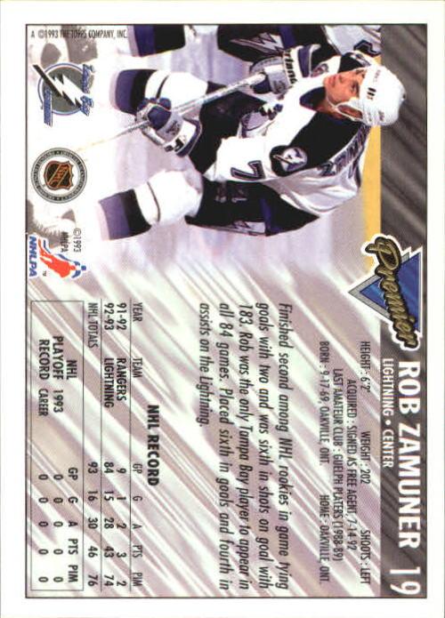 1993-94-Topps-Premier-Hk-s-1-250-Rookies-You-Pick-Buy-10-cards-FREE-SHIP thumbnail 39