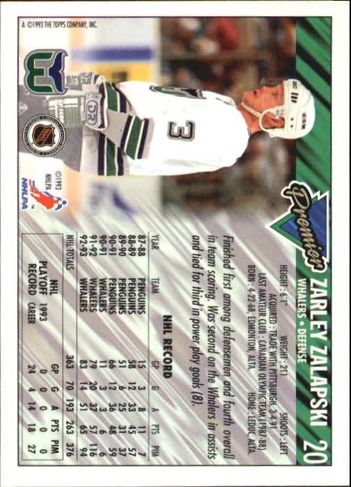 1993-94-Topps-Premier-Hk-s-1-250-Rookies-You-Pick-Buy-10-cards-FREE-SHIP thumbnail 41