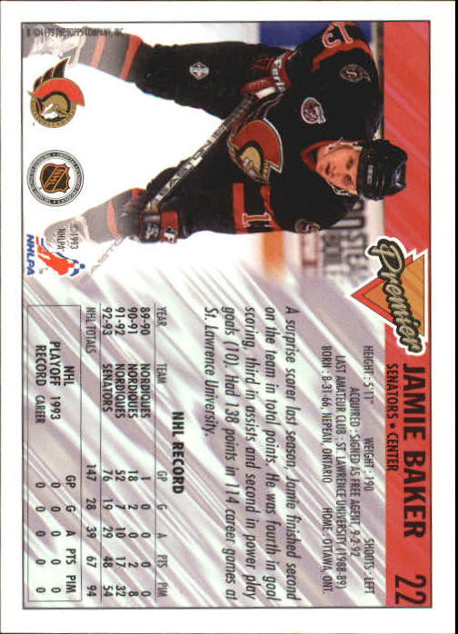 1993-94-Topps-Premier-Hk-s-1-250-Rookies-You-Pick-Buy-10-cards-FREE-SHIP thumbnail 45
