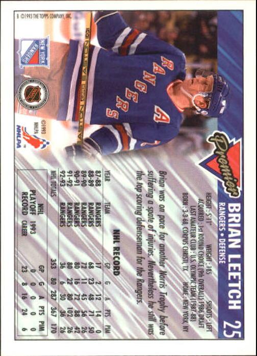 1993-94-Topps-Premier-Hk-s-1-250-Rookies-You-Pick-Buy-10-cards-FREE-SHIP thumbnail 51