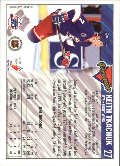 1993-94-Topps-Premier-Hk-s-1-250-Rookies-You-Pick-Buy-10-cards-FREE-SHIP thumbnail 55