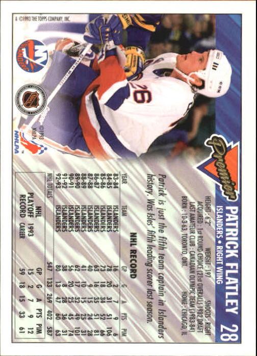 1993-94-Topps-Premier-Hk-s-1-250-Rookies-You-Pick-Buy-10-cards-FREE-SHIP thumbnail 57