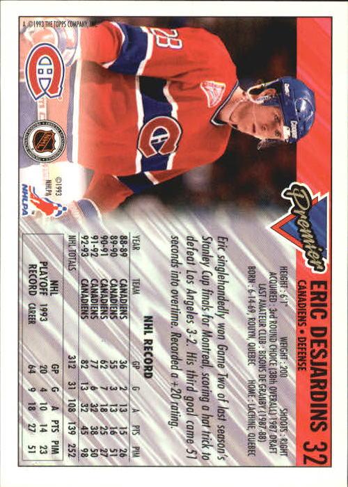 1993-94-Topps-Premier-Hk-s-1-250-Rookies-You-Pick-Buy-10-cards-FREE-SHIP thumbnail 64