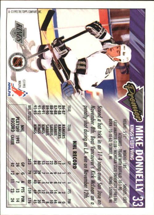 1993-94-Topps-Premier-Hk-s-1-250-Rookies-You-Pick-Buy-10-cards-FREE-SHIP thumbnail 66