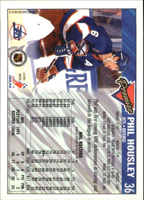 1993-94-Topps-Premier-Hk-s-1-250-Rookies-You-Pick-Buy-10-cards-FREE-SHIP thumbnail 71