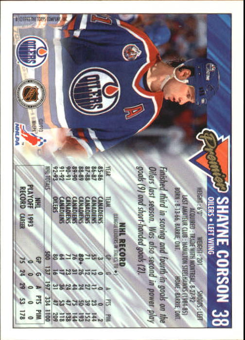1993-94-Topps-Premier-Hk-s-1-250-Rookies-You-Pick-Buy-10-cards-FREE-SHIP thumbnail 75
