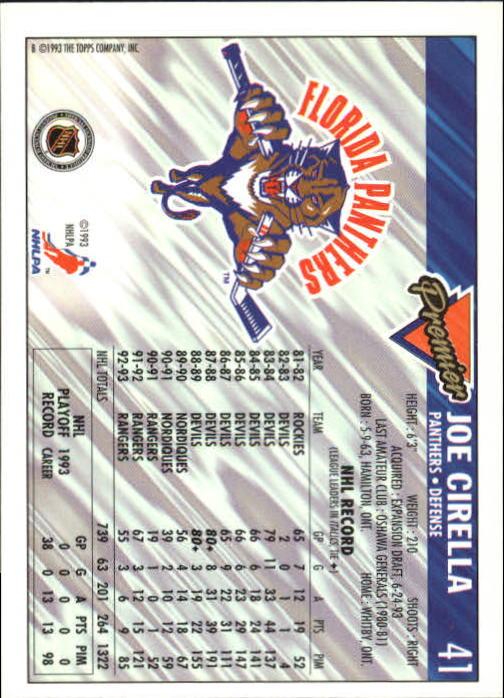 1993-94-Topps-Premier-Hk-s-1-250-Rookies-You-Pick-Buy-10-cards-FREE-SHIP thumbnail 81