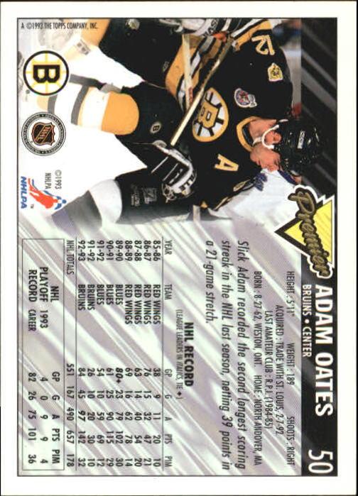 1993-94-Topps-Premier-Hk-s-1-250-Rookies-You-Pick-Buy-10-cards-FREE-SHIP thumbnail 99