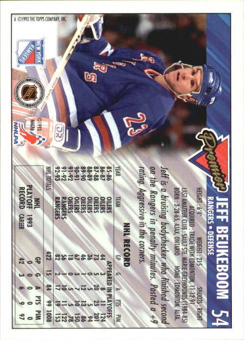 1993-94-Topps-Premier-Hk-s-1-250-Rookies-You-Pick-Buy-10-cards-FREE-SHIP thumbnail 107